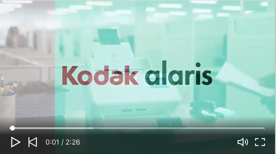 Alaris by Kodak
